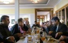 گزارش روزدوم بازدید مدیران بحران ایران
