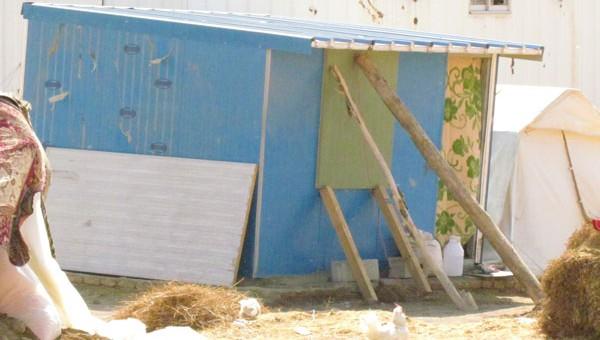 گزارشی از روند اسکان موقت در منطقه زلزله زده