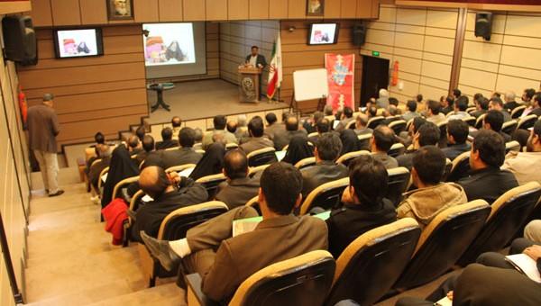 برگزاری دوره آموزشی مدیریت و مهندسی آوار برداری ویژه مدیران