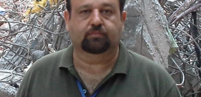 مصاحبه رادیو گفتگو با مهندس علیرضا سعیدی دبیر جمعیت کاهش خطرات زلزله ایران