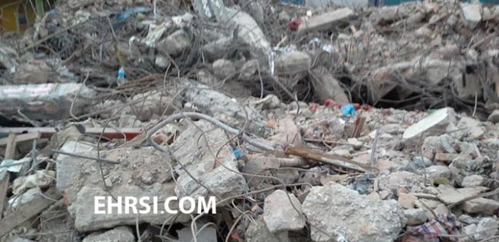گزارش روز دوم حضور در زلزله نپال کاتماندو